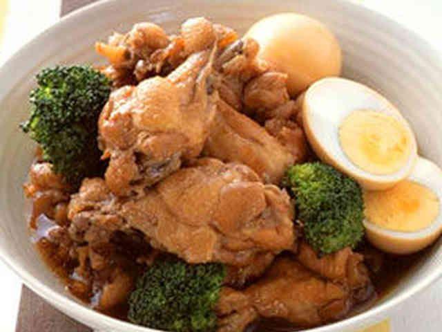 煮 さっぱり 鶏 ミツカン の