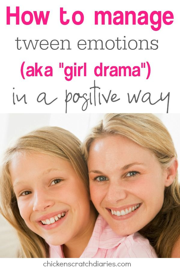 Photo of Advice for Managing Girl Drama in the Home (when you'd rather run away) » Chicken Scratch Diaries
