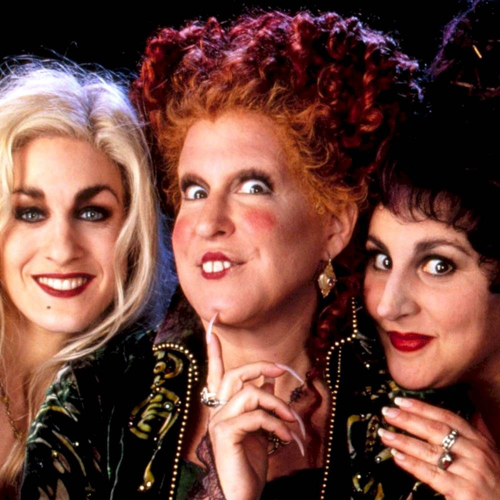 15 Ways Your Squad Is Like The Sanderson Sisters