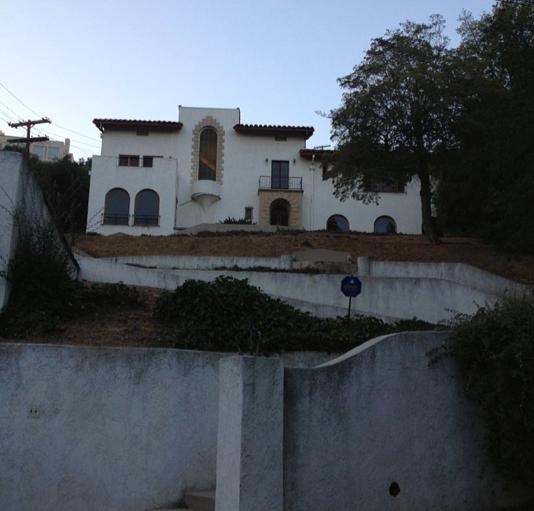 Los Angeles California Houses: Haunted Los Angeles: The Los Feliz Murder Mansion- Los