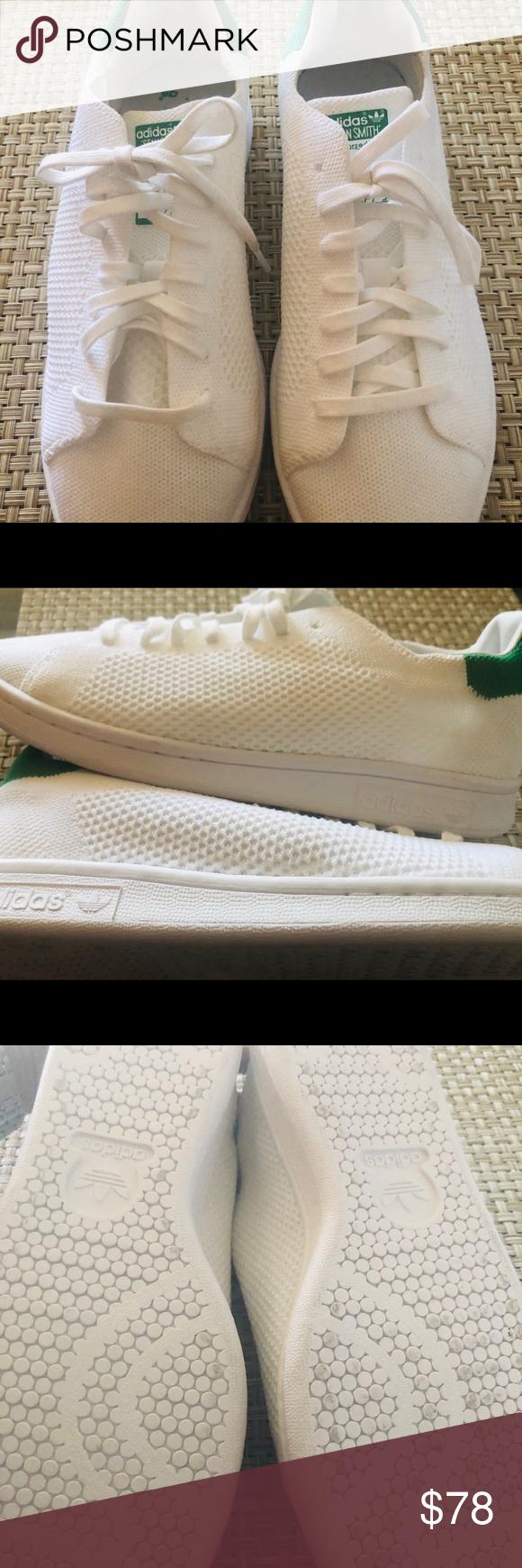 Adidas Stan Smith Ortholite NWT