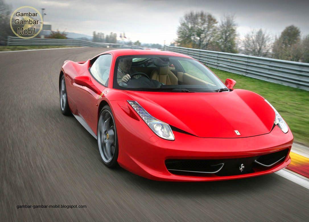 Gambar Mobil Verari Gambar Gambar Mobil Ferrari 458 Mobil Mobil Balap