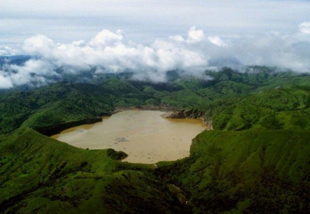 Kamerun-Nyos Gölü