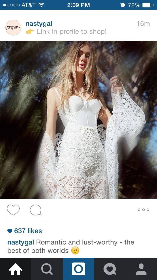 Nasty Wedding Dresses