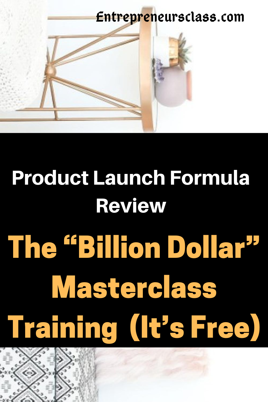 Product Launch Formula Review 2020 By Jeff Walker & Bonus