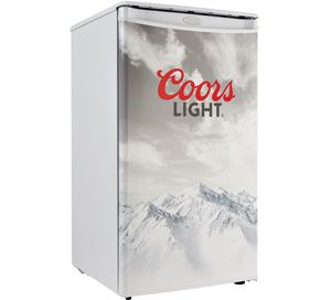 Bar fridge heaven the ultimate man cave pinterest coors light meet the coors light fridge for your beers aloadofball Gallery