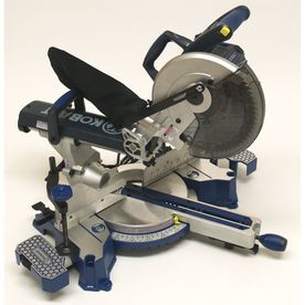 Kobalt 10 In Bevel Sliding Laser Compound Miter Saw Sliding Mitre Saw Sliding Compound Miter Saw Miter Saws