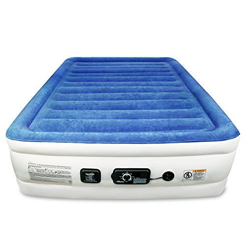 Camping Air Mattresses Soundasleep Cloudnine Series Queen Air Mattress With Dual Smart Pump Technology By Soundasle Air Mattress Camping Air Mattress Air Bed