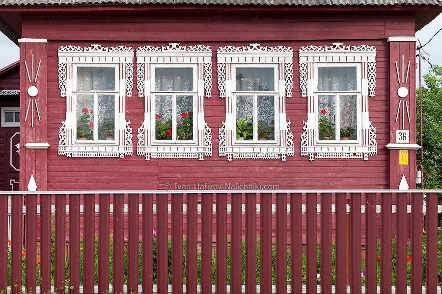 окна в деревенских домах фото биографии женщины