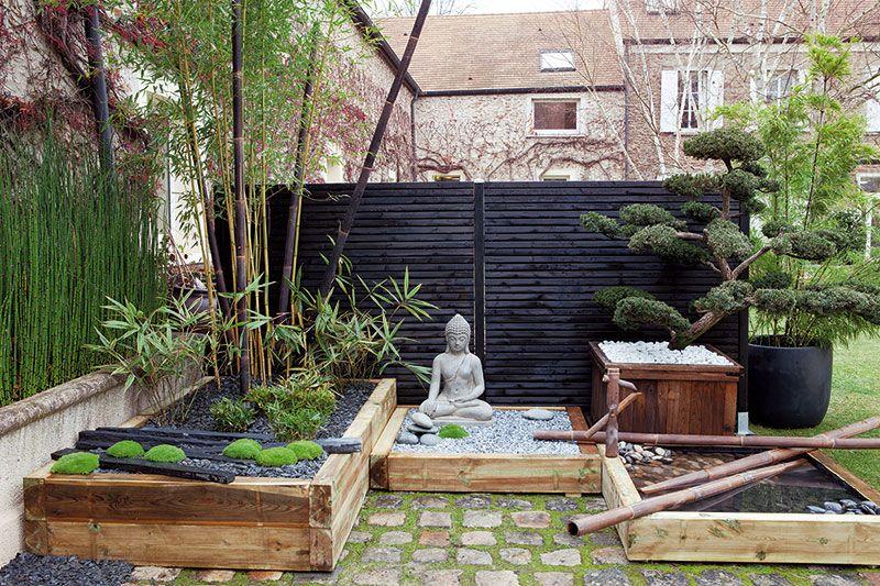 Le Jardin Japonais Www Monjardin Materrasse Com Jardin Zen Amenagement Jardin Deco Jardin Zen