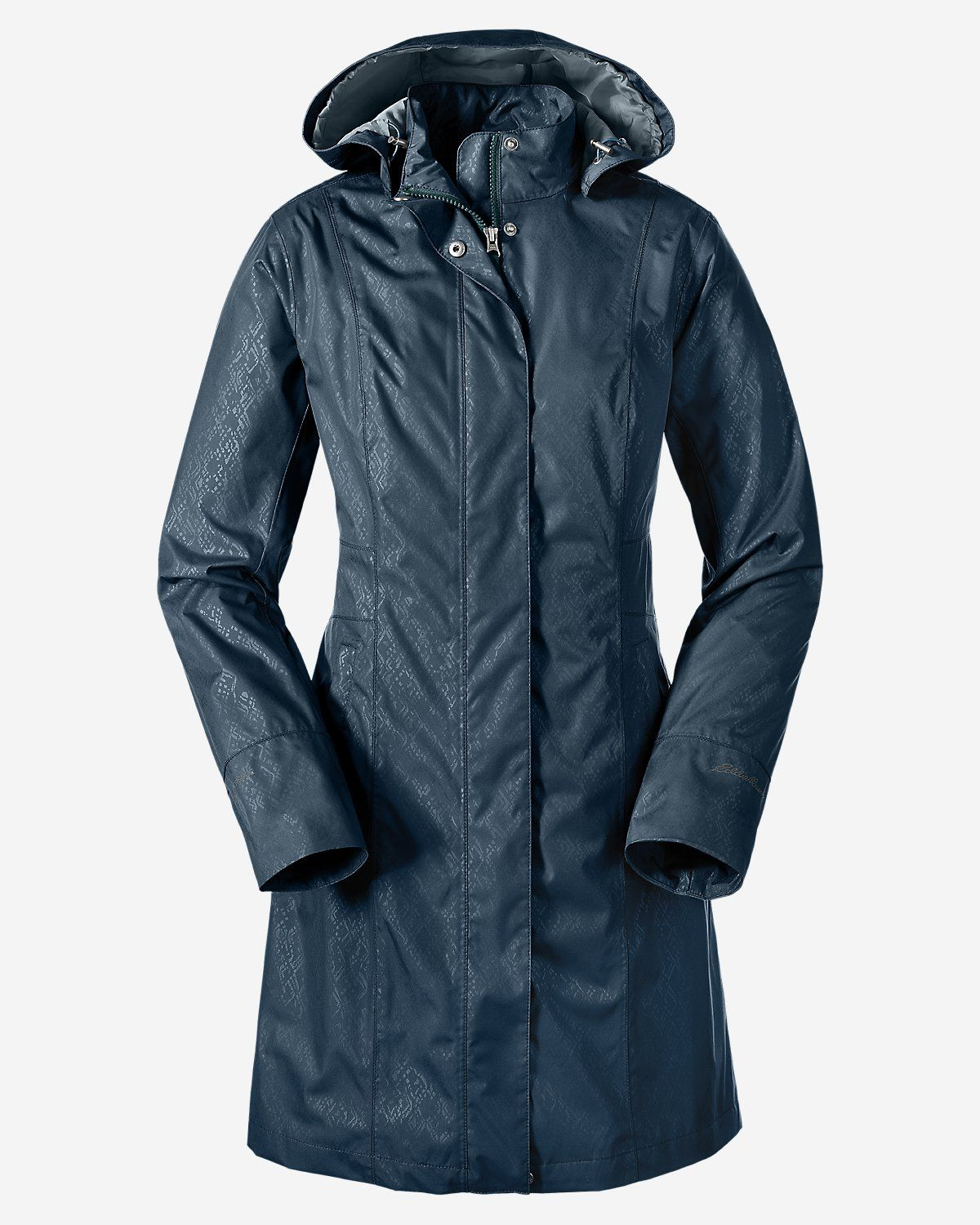 31c465f4f1 Shop women s girl on the go trench coat in Women s at Eddie Bauer.
