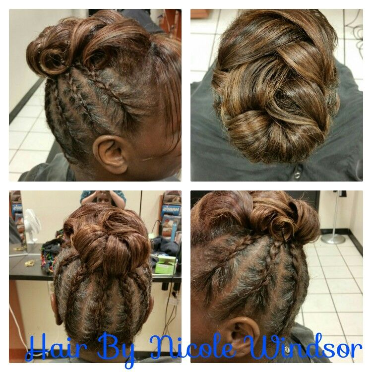 Hair By Nicole Windsor at Jcpenney salon in wildewood md