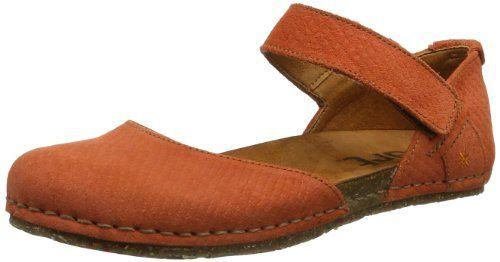 Creta Snake Shoes 0448 Sandalen coral Coral Orange Damen Art AqdERwd