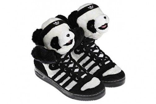new product 0c3f9 fd910 Jeremy Scott - Adidas Panda