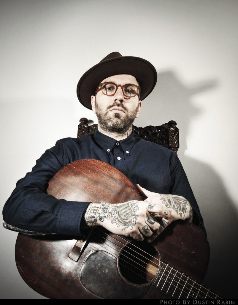 """Video Premiere: City And Colour, """"The Lonely Life"""""""