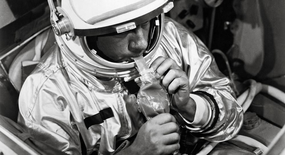 The Care and Feeding of Astronauts