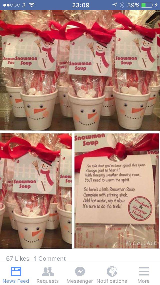 Class gift idea Gramma\u0027s Kitchen Pinterest Gift, Xmas and Craft