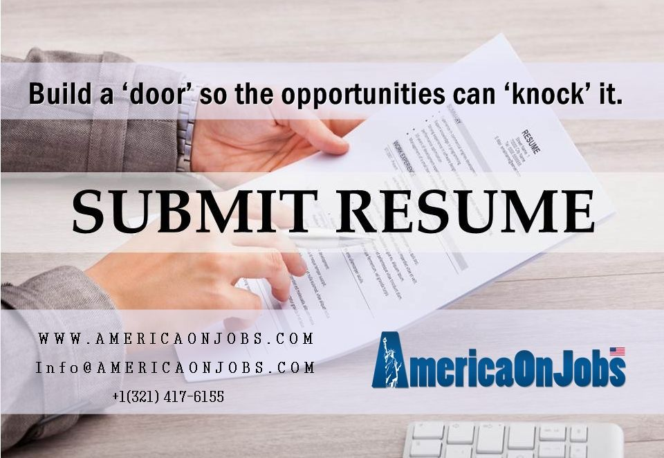 How To Get A Job In Usa As A Fresher