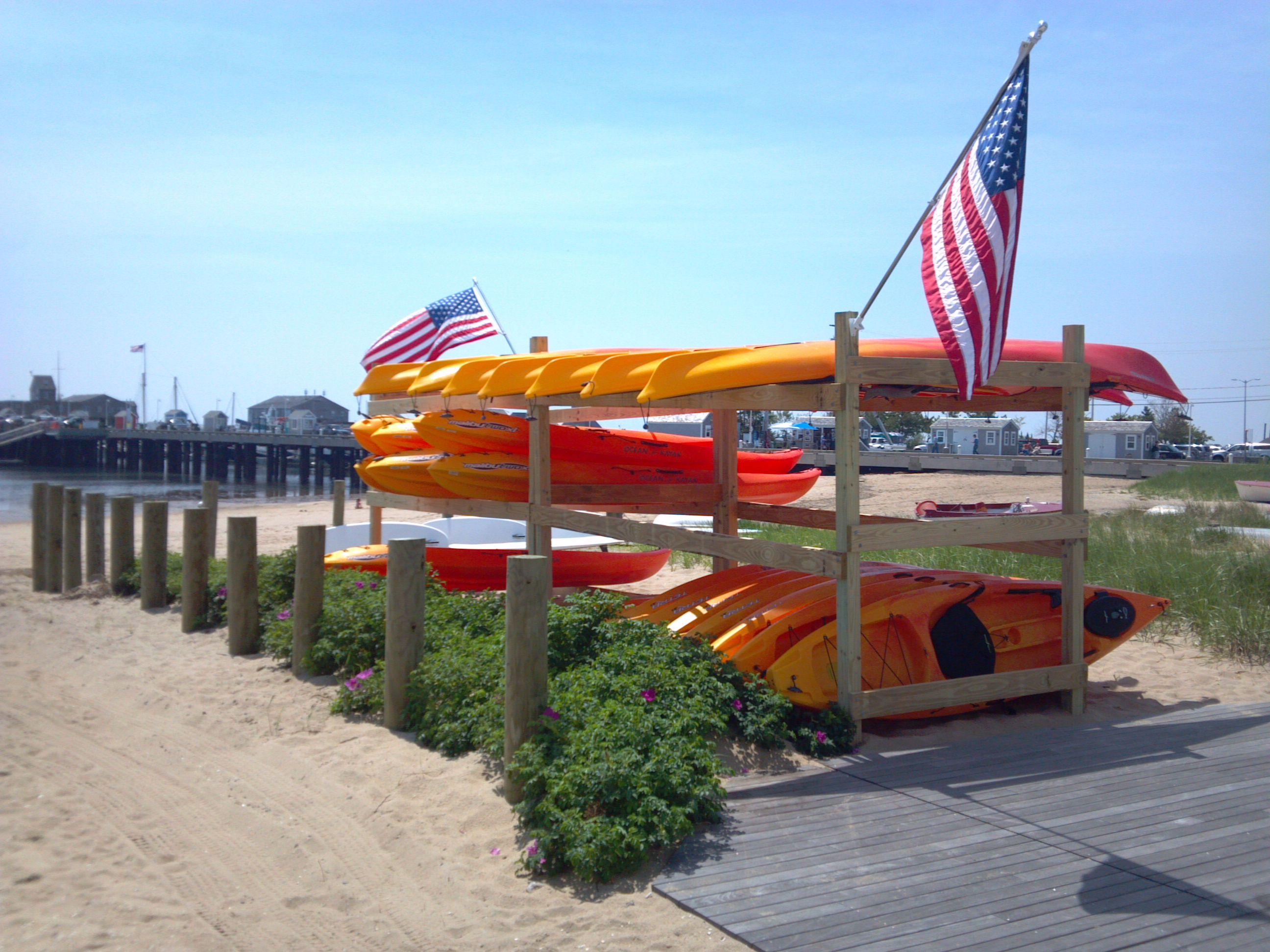 Kayak rentals in ptown kayaking paddle board rentals
