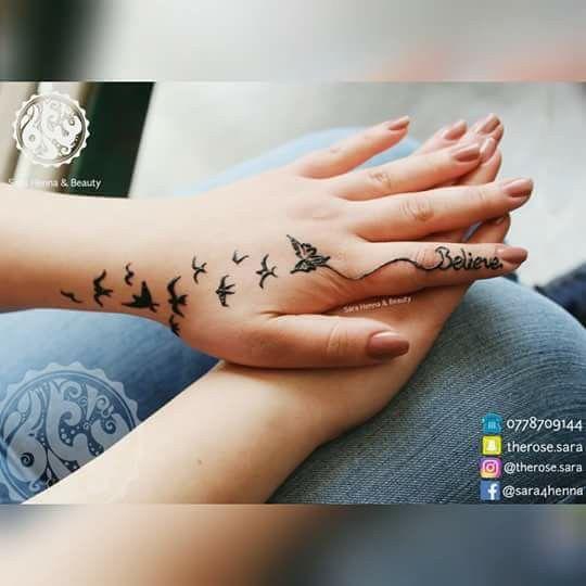 Pin By Happy Bird On Henna Henna Tattoo Designs Simple Simple Henna Tattoo Henna Tattoo Designs