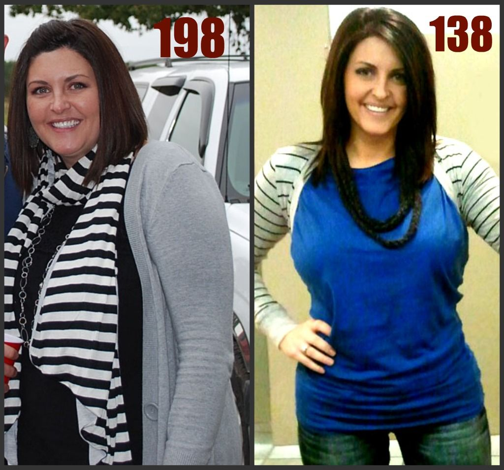 I recommend everyone reads this blog! She's hilarious and motivating! She lost 60 lbs in 5 months!