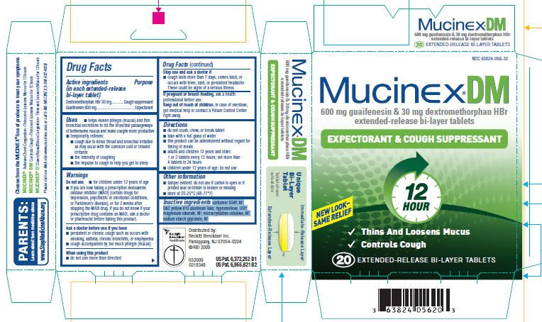 Mucinex Dm Fda Prescribing Information Side Effects And Uses
