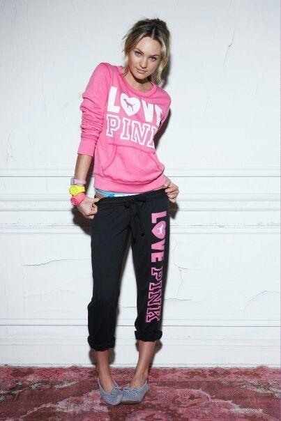 Victoria Secret | I want that hoodie! (: