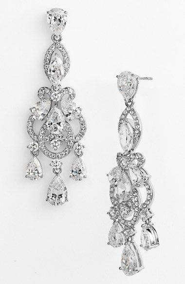 'Legacy' Crystal Chandelier Earrings http://rstyle.me/n/vcywhnyg6