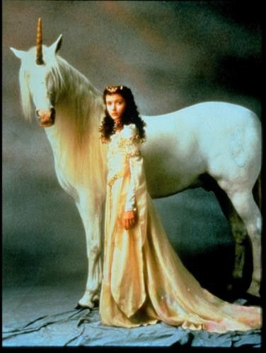 Legend 1985 This Is Lily And Her Unicorn For Lily Pinterest