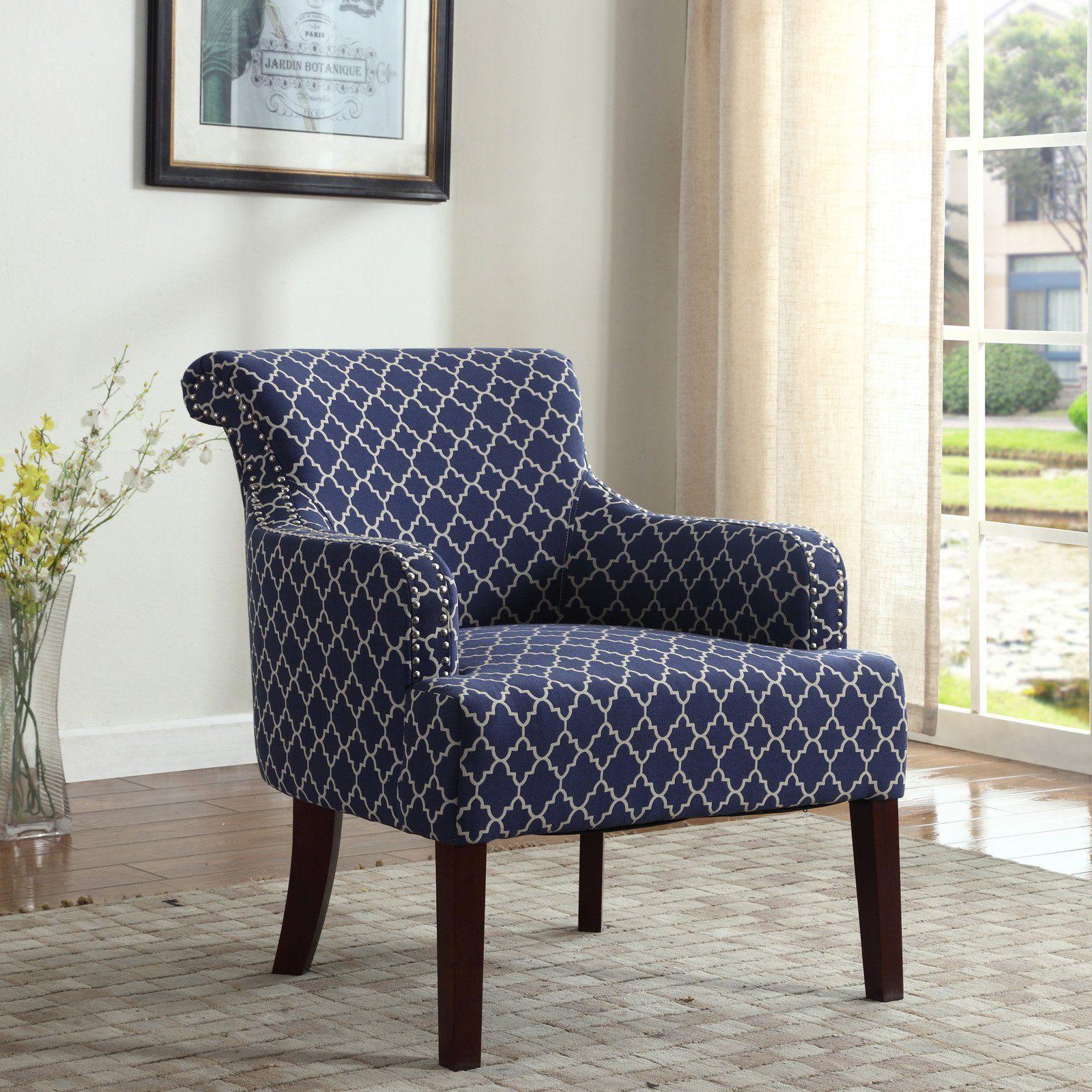 Best Master Furniture Regency Teal Floral Living Room: Best Master Furniture Regency Blue Ombre Living Room