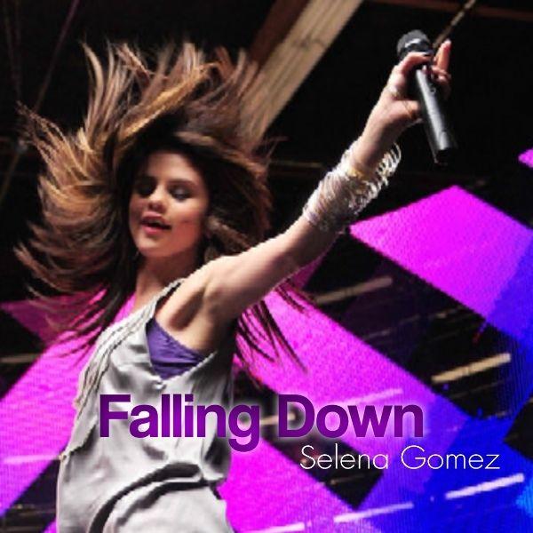 Selena Gomez Fan Art Selena Gomez Falling Down Selena Gomez With Fans Selena Gomez Selena