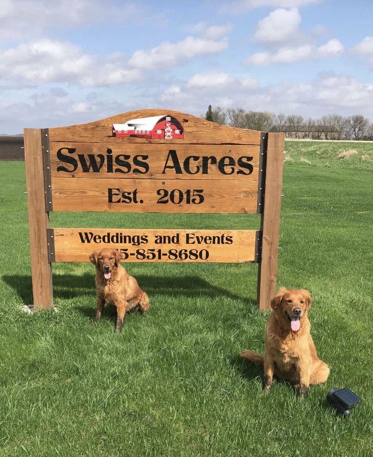 Northern Iowa Wedding Venue! Option for outdoor ceremony ...