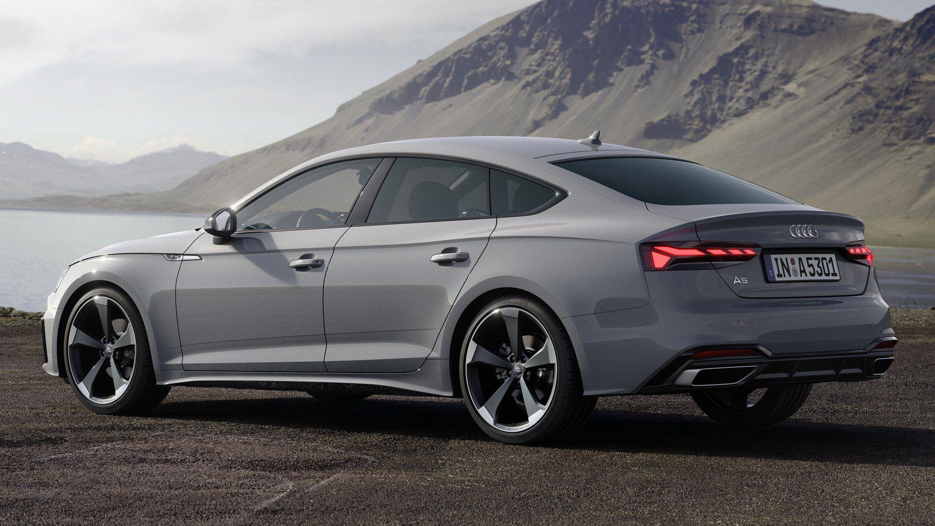 Nouvelle Audi A5 Sportback 2020 Les Modeles Coupe Decapotable Et Sportback De L Audi A5 Sont En Train De Changer De Style Regardez La Gamme Des Audi A5 2 Carros