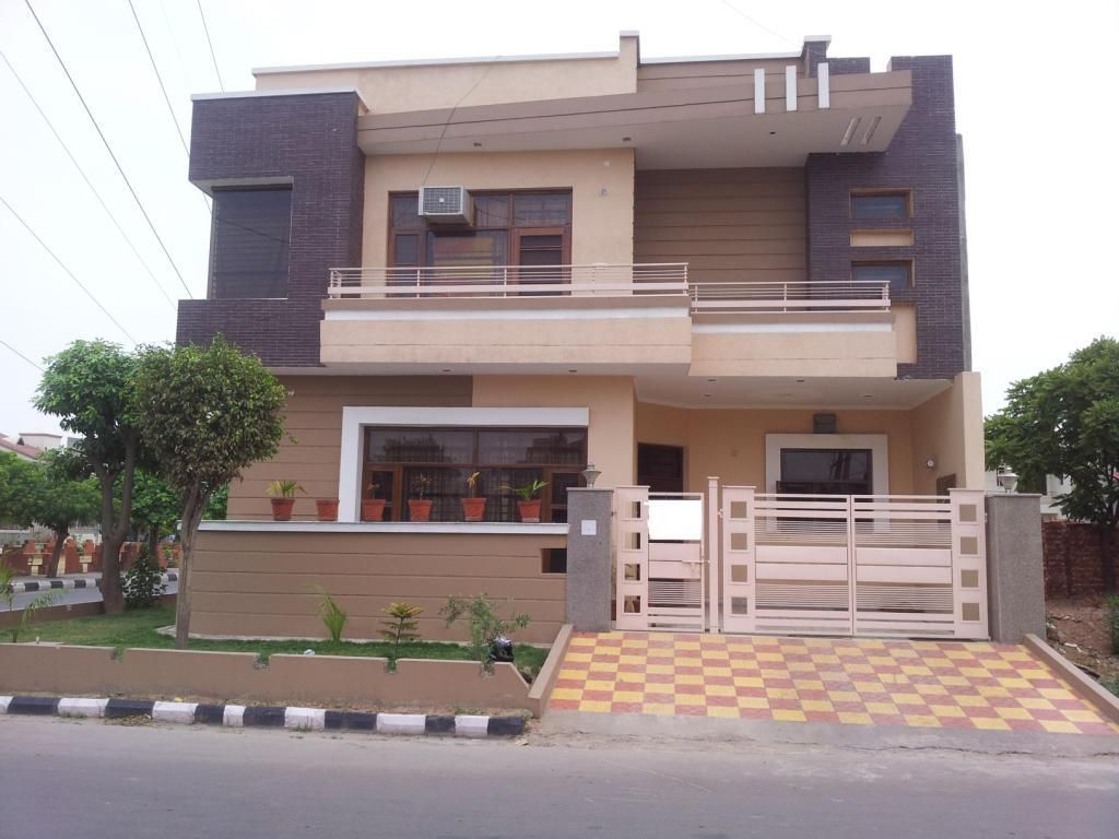 Front Elevation Noida : Sifti properties is one of the best real estate firms in
