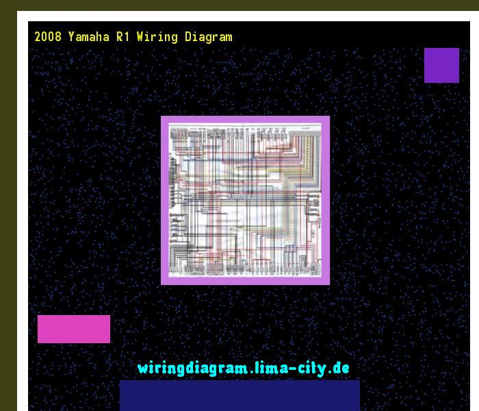 2008 yamaha r1 wiring diagram  Wiring Diagram 175449
