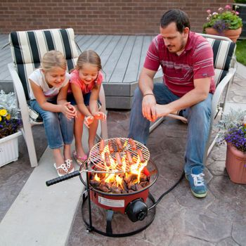 Camp Chef Deluxe Fire Pit With