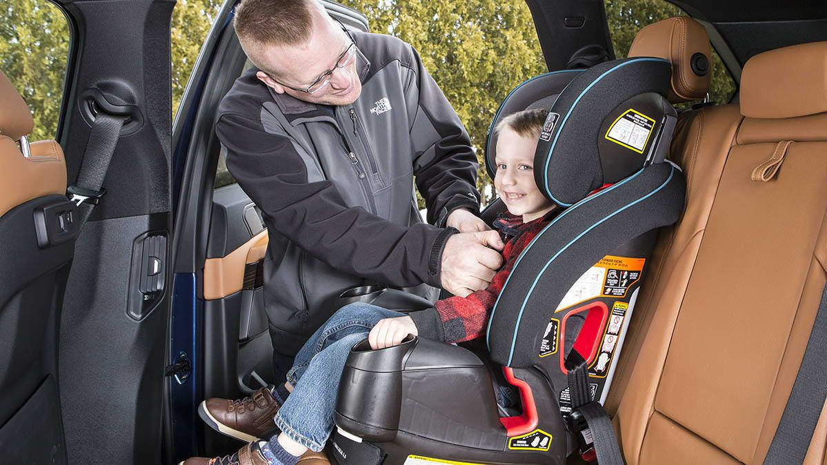 Best ToddlerBooster Combination Car Seats From Consumer