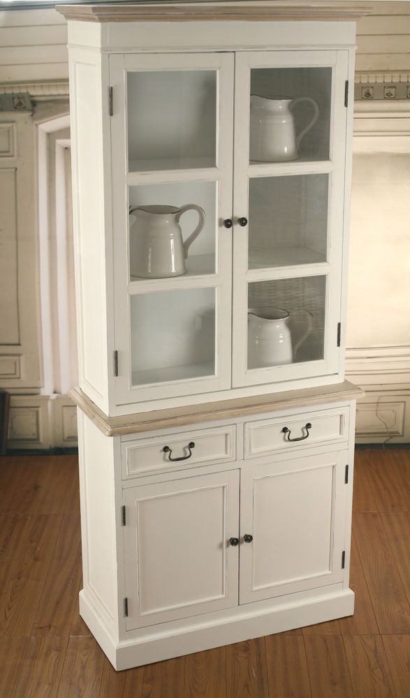 Beau French Provincial Kitchen Dresser / Buffet And Hutch / Display Unit. BRAND  NEW.