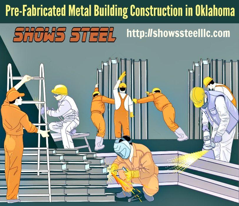 Leading Prefab Metal Building Construction in Oklahoma