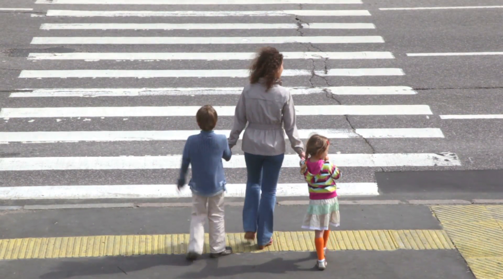 How to Safely Help Children Cross the Road Children