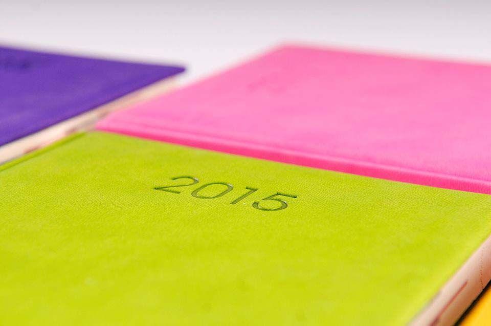 Kalendarz Ksiazkowy 2015 A6 Tygodniow Rozne Wzory 5297201751 Oficjalne Archiwum Allegro