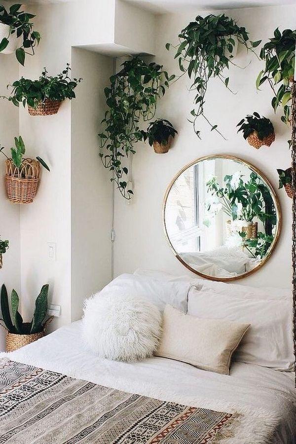 Photo of Stue Houseplant Veggbord Grønn Interiørdesign