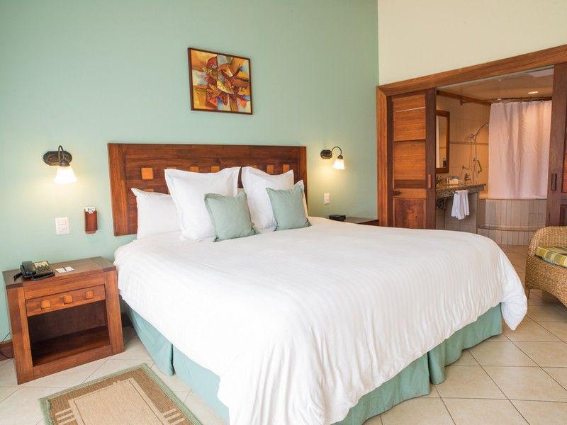 Sliding Door To Bathroom Room Feels Larger Hotel Barceló Langosta Beach