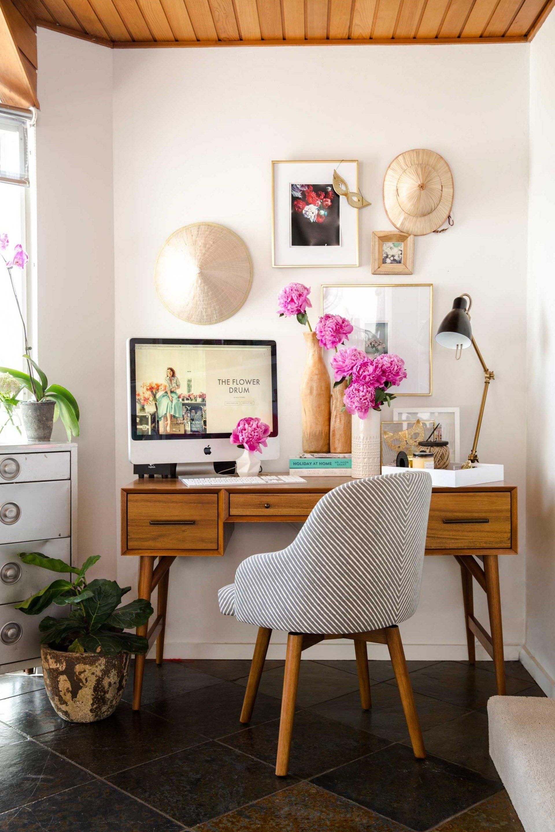 Home Office Decor Home Office And Home Study Style And Design Ideas