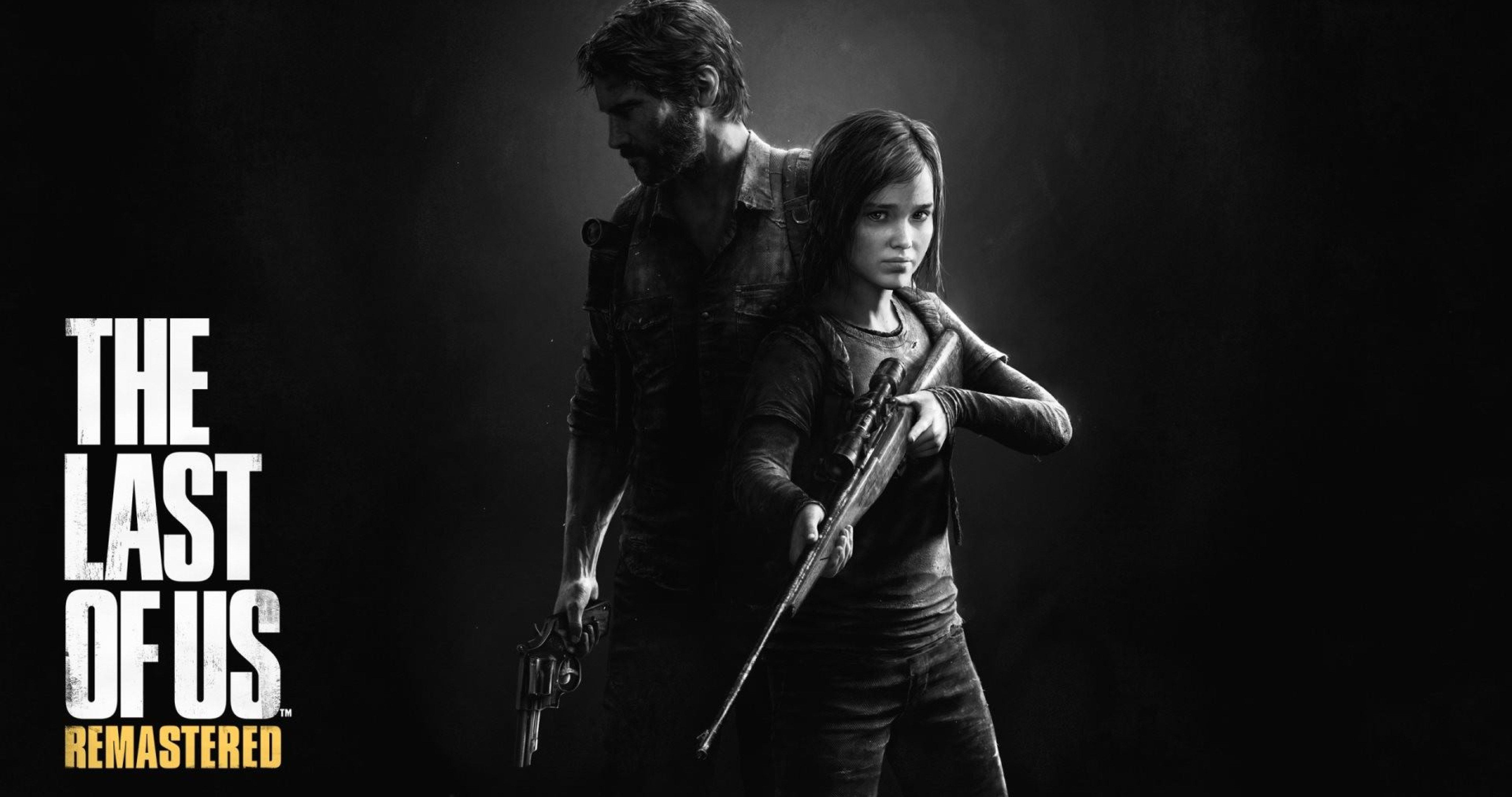 The Last Of Us Video Game 4k Ultra Hd Wallpaper