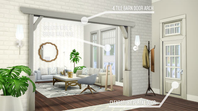 Peace S Place Sims 4 Build Sims 4 Sims