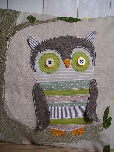 https://flic.kr/p/6LNh5c | Googly owl - detail
