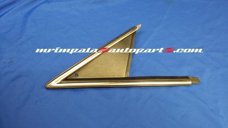 94 Impala SS,Caprice 9c1 left front door moulding