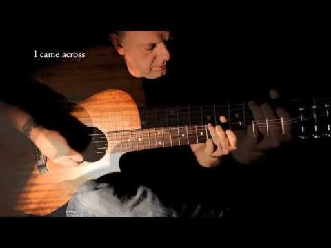 Somewhere Only We Know Lily Allenkeane Fingerstyle Guitar Cover