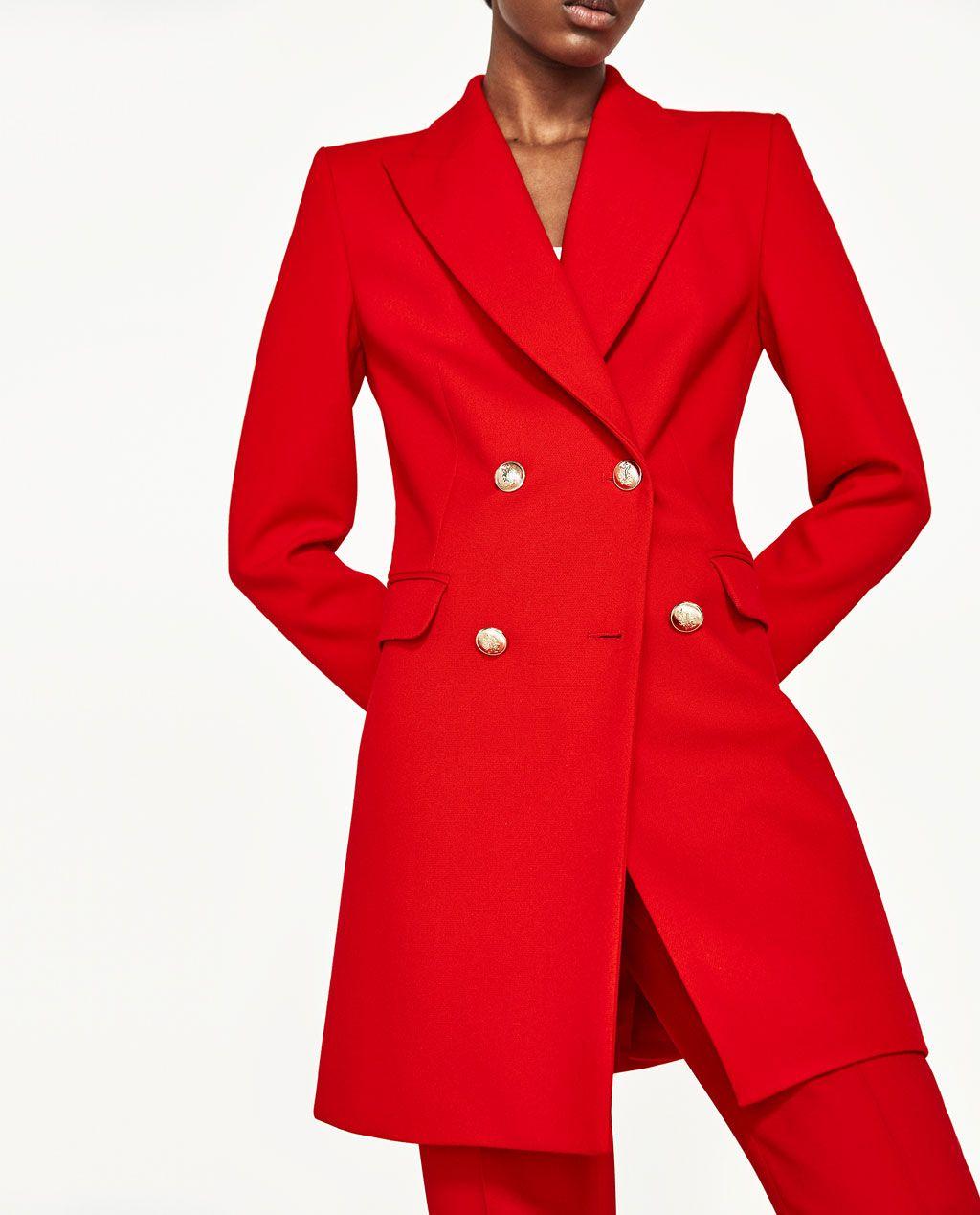 vestes habill es et blazers pour femme zara france mode pinterest blazers pour femmes. Black Bedroom Furniture Sets. Home Design Ideas